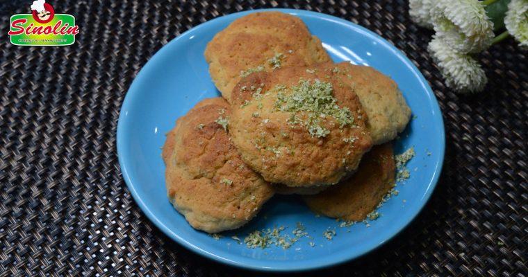 Kue Kelapa, Jeruk Nipis dan Kismis Oleh Dapur Sinolin