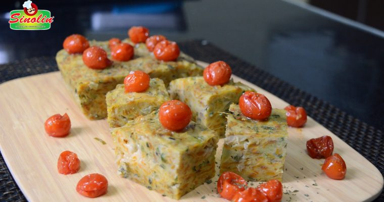 Broccoli And Sweet Potato Slice by Dapur Sinolin