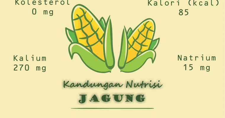 Info: Kandungan Nutrisi pada Jagung oleh Dapur Sinolin