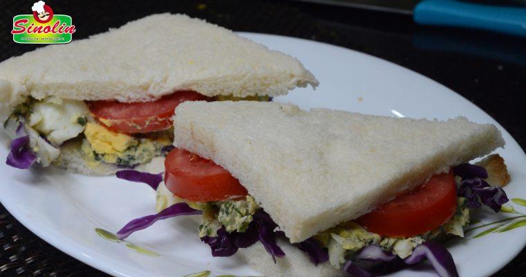 The Best Egg Salad Sandwiches by Dapur Sinolin