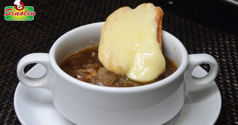 French Onion Soup By Dapur Sinolin