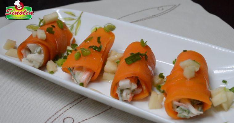 Crab Filled Sweet Potato by Dapur Sinolin
