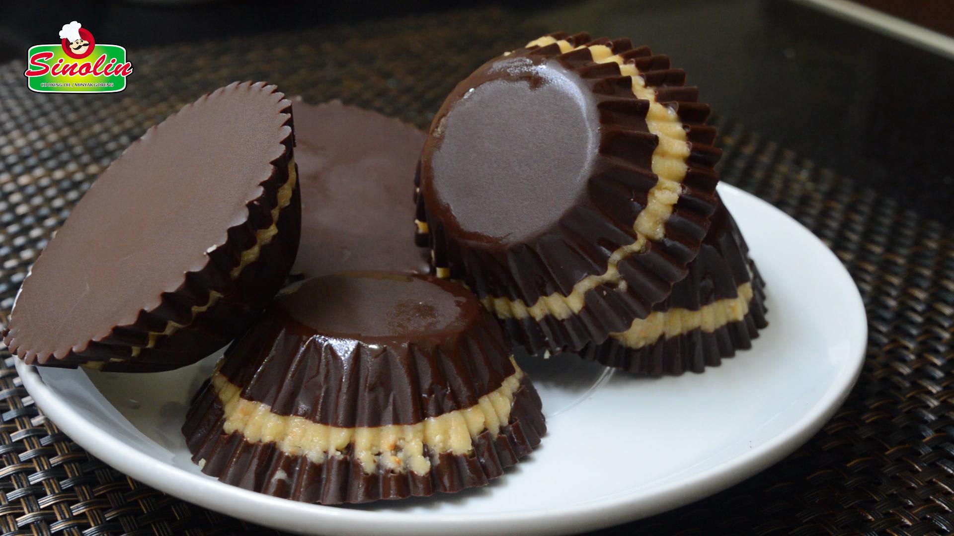 Kue Mangkuk Kacang Mentega oleh Dapur Sinolin