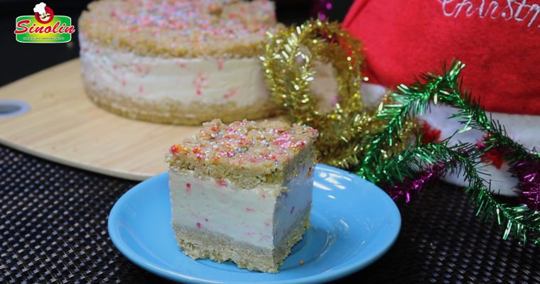 Kue Crunch Natal Oleh Dapur Sinolin