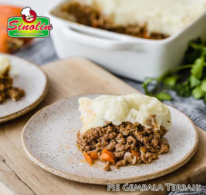 Resep Pie Gembala Terbaik Oleh Dapur Sinolin