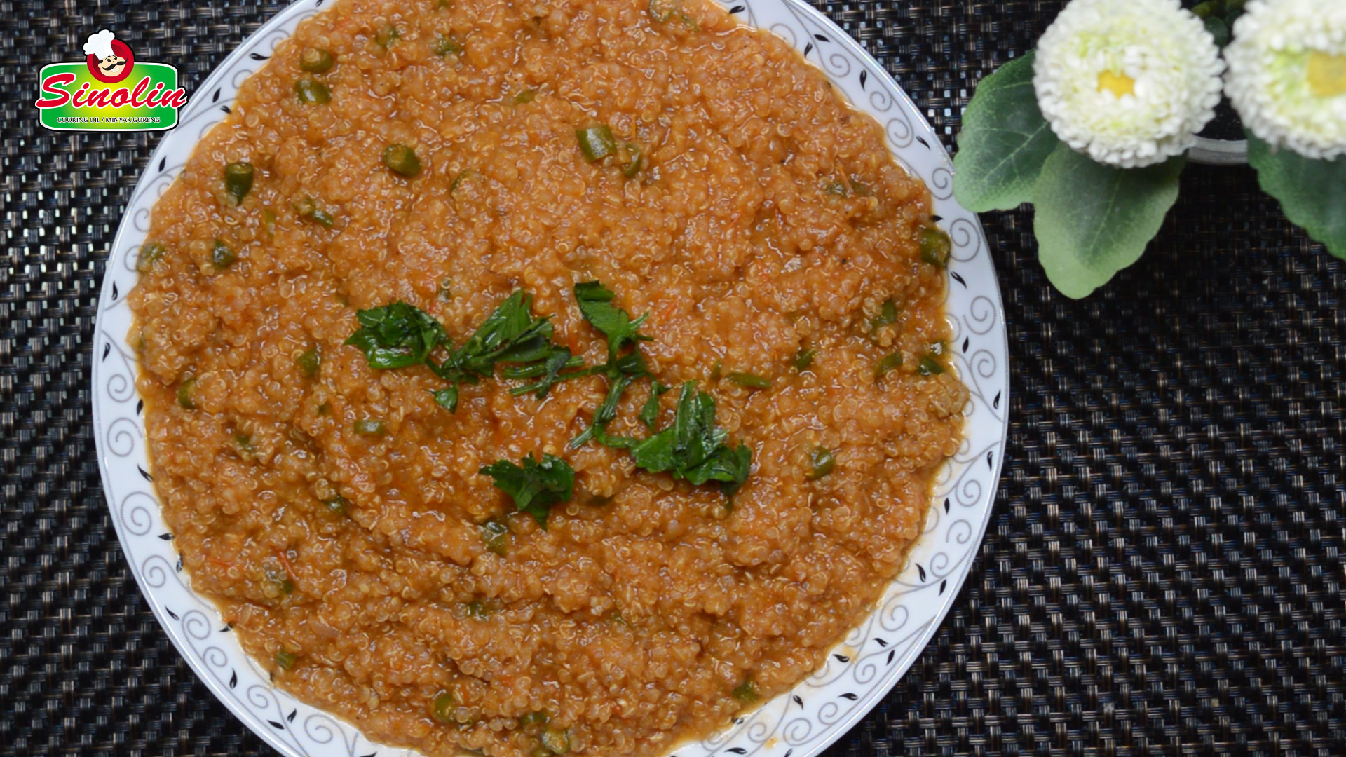 Lentil Tomato Curry by Dapur Sinolin