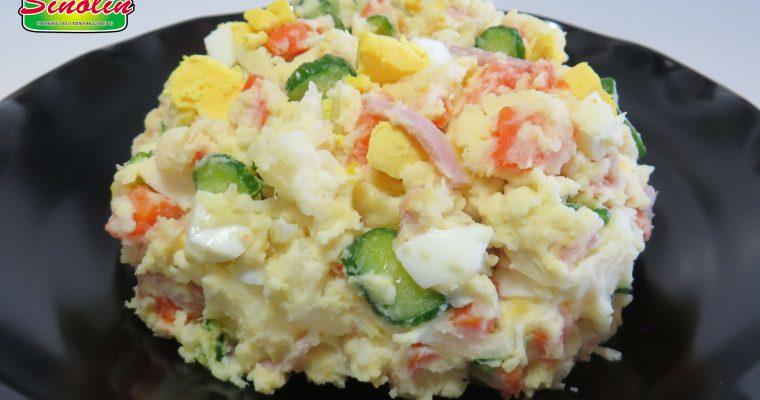 Salad Kentang gaya Jepang Oleh Dapur Sinolin