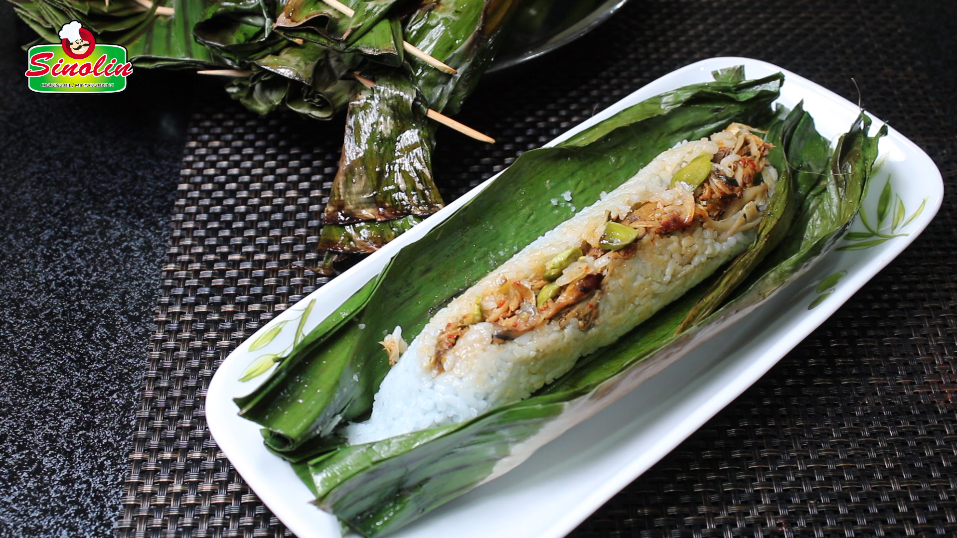 Nasi Liwet Bakar oleh Dapur Sinolin