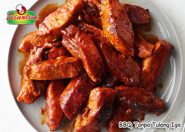 BBQ Boneless Ribs By Dapur Sinolin