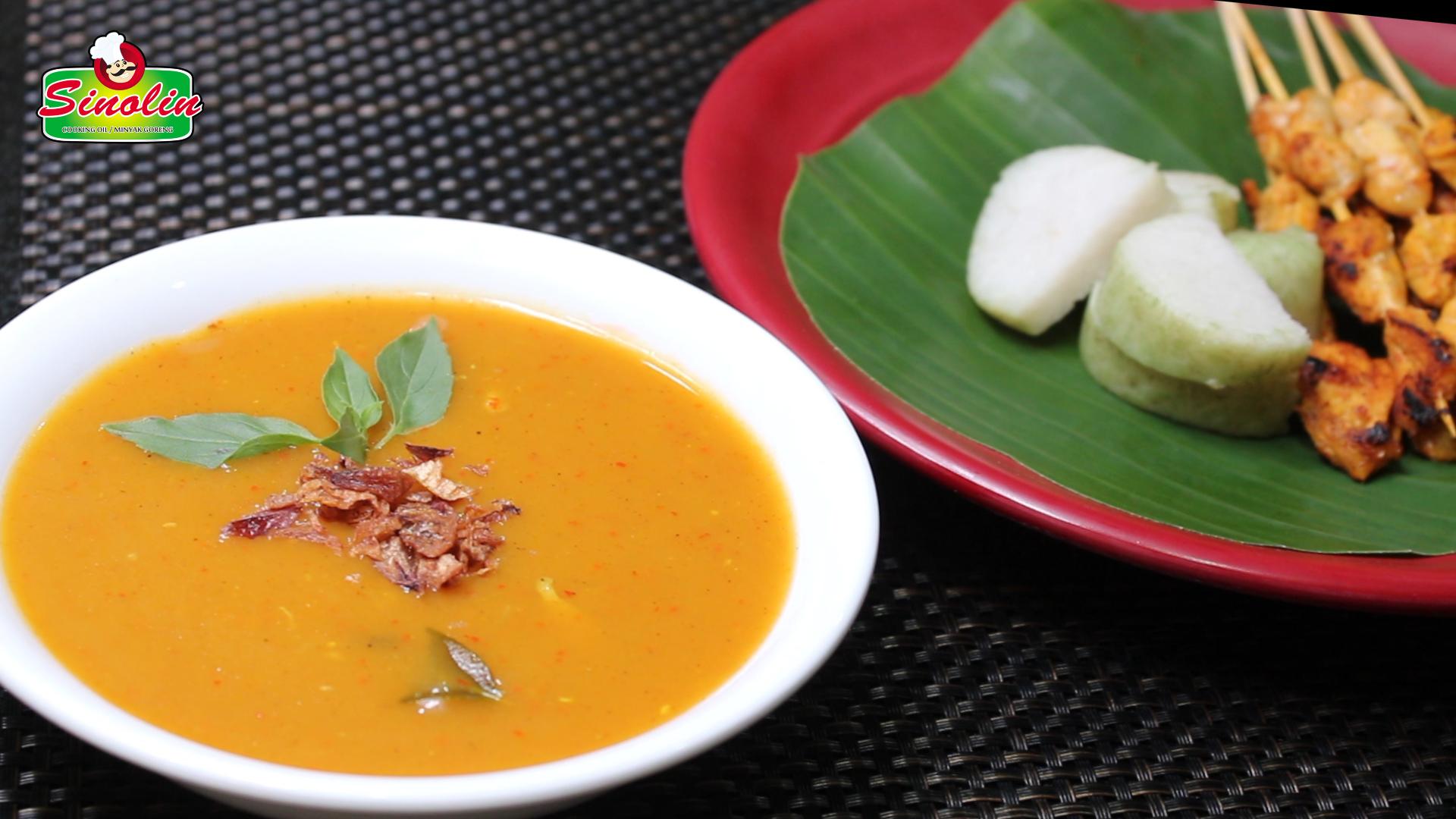 Padang Satay Sauce By Dapur Sinolin