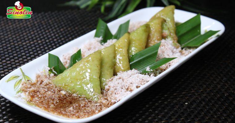 Lupis Ketan Kuah Kincah | Dapur Sinolin