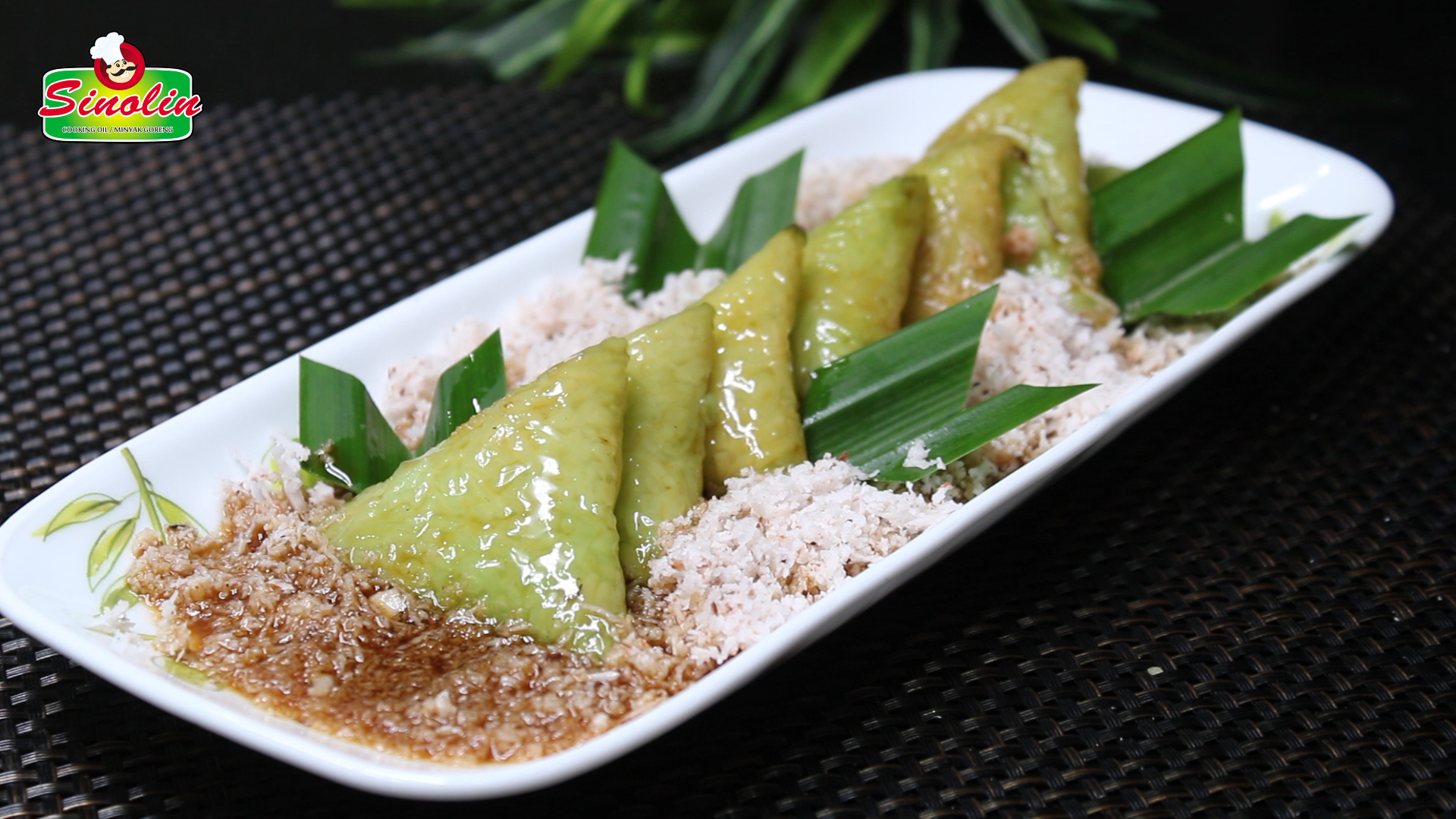 Lupis with Kincah Soup |Dapur Sinolin