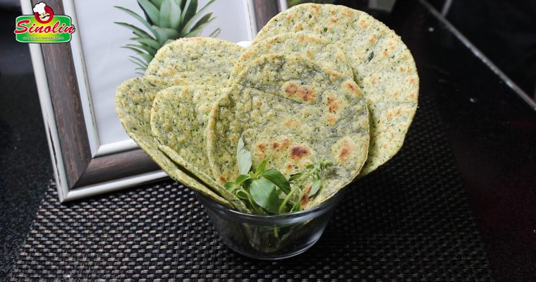 Spinach Tortillas Recipe By Dapur Sinolin