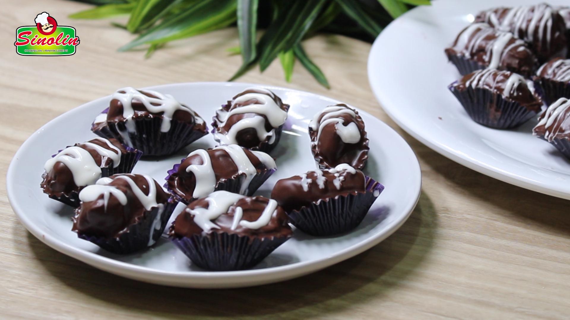 Kurma Coklat Oleh Dapur Sinolin