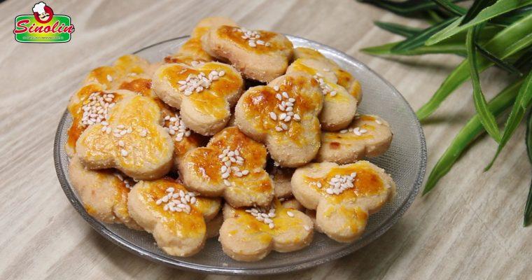 Kue Kacang Oleh Dapur Sinolin