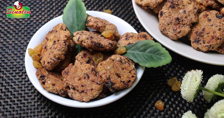 Satu Mangkuk Selai Kacang & Kue Cokelat Oatmeal Oleh Dapur Sinolin