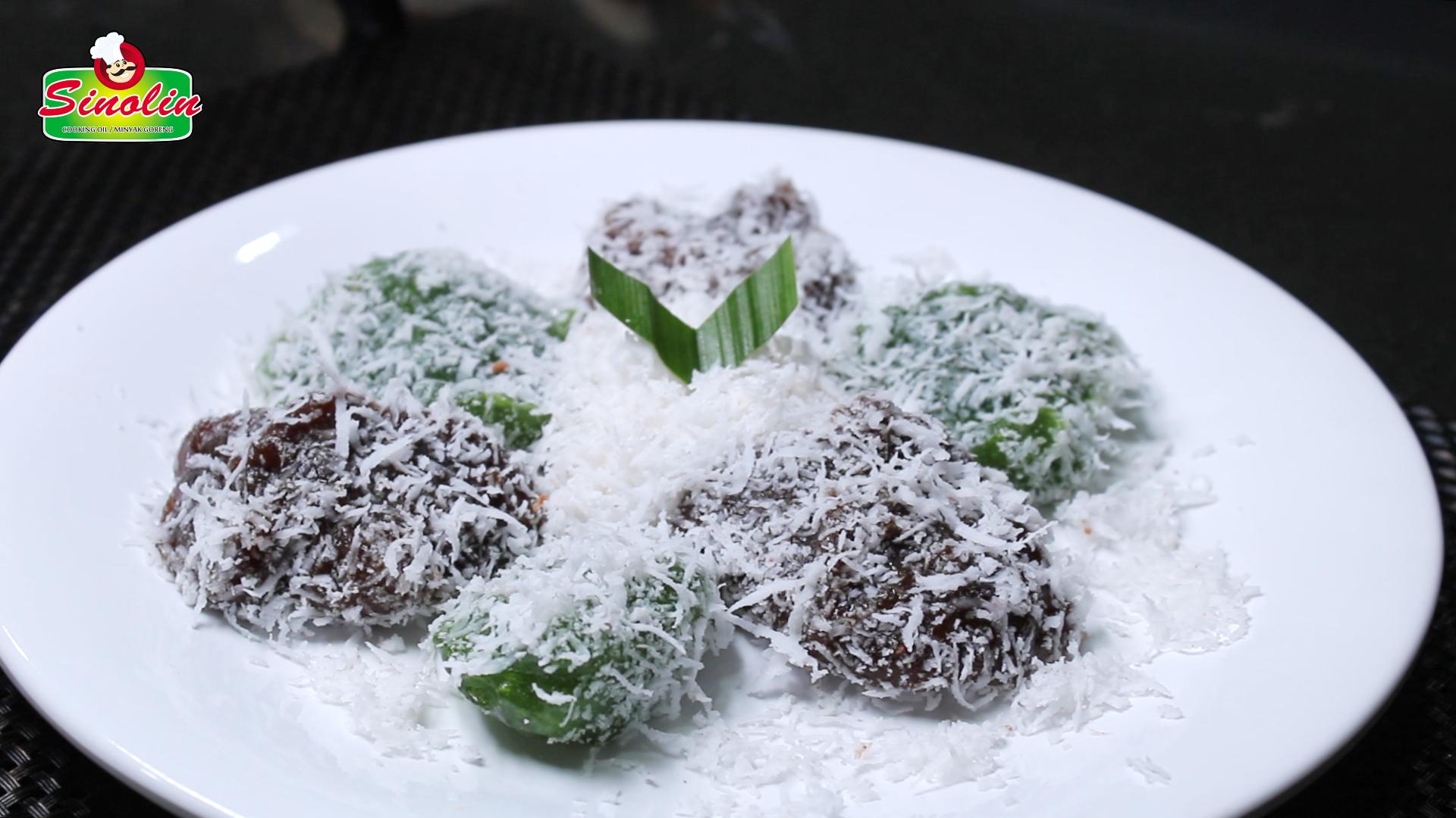 Original Ongol Ongol with Palm Sugar And Pandan Flavor By Dapur Sinolin