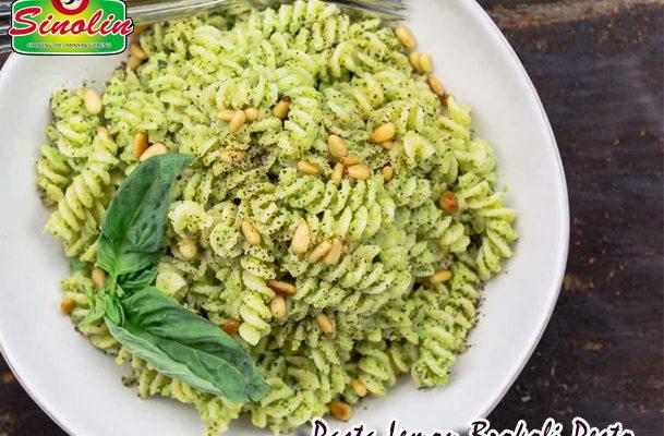 Resep: Pasta Lemon Brokoli Pesto Oleh Dapur Sinolin