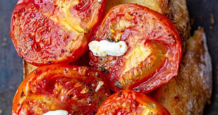 Resep Tomat Panggang Oleh Dapur Sinolin