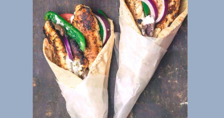 Resep Gyro Ayam Buatan Rumah Terbaik Oleh Dapur Sinolin