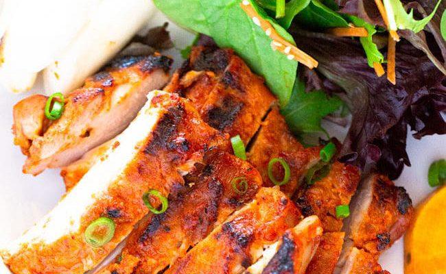 Resep Ayam Gochujang Dapur Sinolin