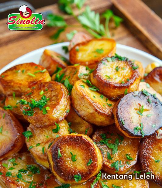 Melting Potatoes  | Dapur Sinolin
