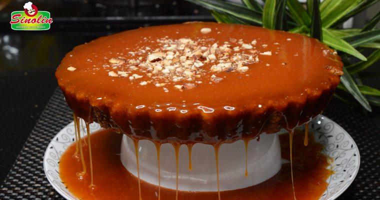 Kue Keju Karamel Asin Yang Mudah | Dapur Sinolin