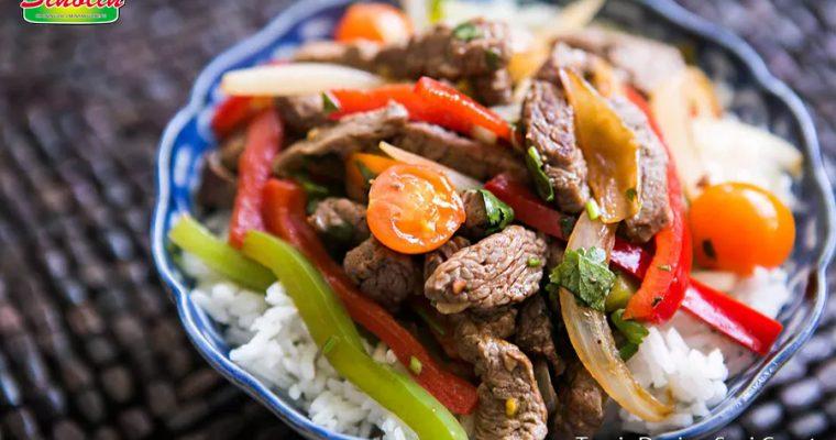 Tumis Daging Sapi Cepat dengan Paprika | Dapur Sinolin