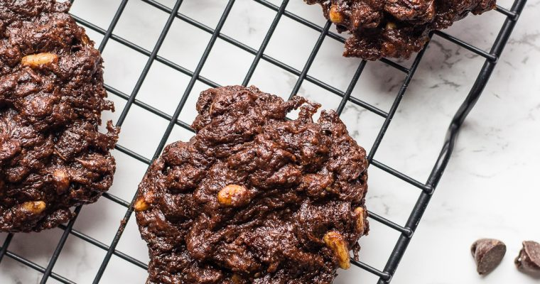 Kue Brownies Coklat Dengan Kismis Dan Kacang Pinus | Dapur Sinolin