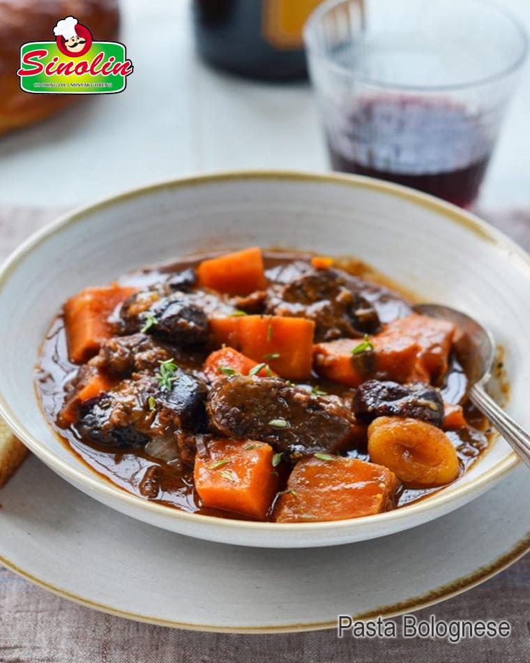 Beef Tzimmes | Dapur Sinolin